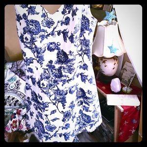 Mod Cloth - flowered design. Fits like a glove.