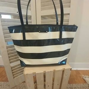 Kate Spade Sophie Patent Leather Tote