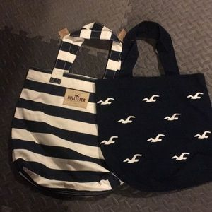 Hollister totes