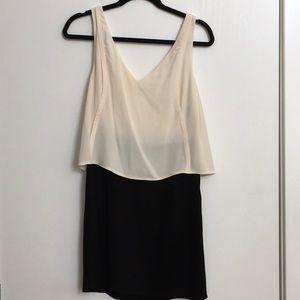 Aritzia Babaton 100% silk dress - 0