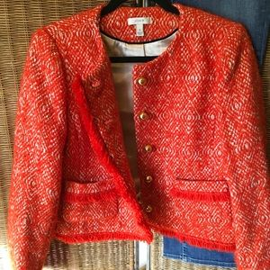 Chanel style jacket - super chic!