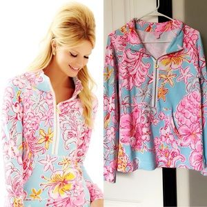 Lilly Pulitzer Popover