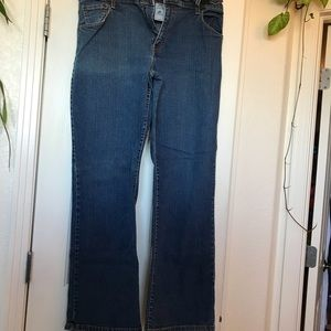 14M Levi's 550 Women's Size Relaxed Bootcut Size14