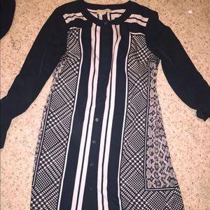Like new Michael Kors shirt dress! Size medium