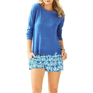 Lilly Pulitzer Camilla Boatneck sweater