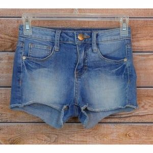 Junior Decree Jean Shorts