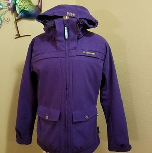 Gently used Sample Helly Hansen one of a kind med.