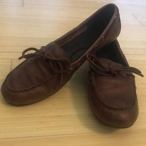 Born Moccasin loafer shoes