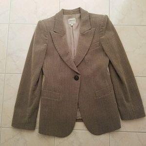 EUC Warm Grey Armani Blazer
