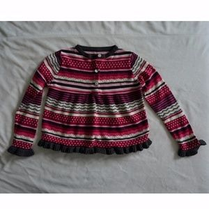 Other - Girl's Sweet Stripe Sweater