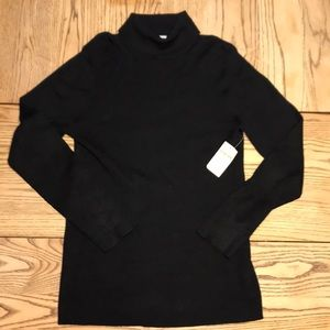 NWT Coldwater Creek Winter Classic Turtleneck