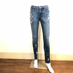 J BRAND Johnny Paint Splattered NWOT Jeans Size 26
