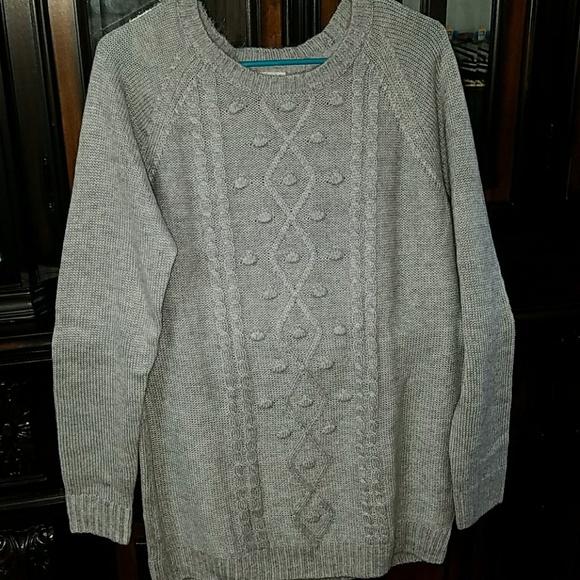 a1f1593ebead Hm Fuzzy Girls Sweater