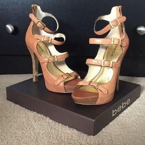 BEBE Delaney heels