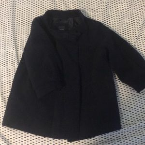 Baby Gap navy dress pea coat