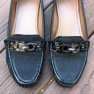 • COACH Fortunata Loafers •