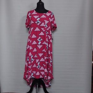 LuLaRoe Disney Carly Dress