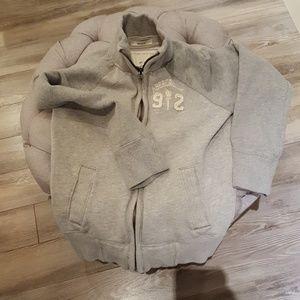 Abercrombie zip up hoodie