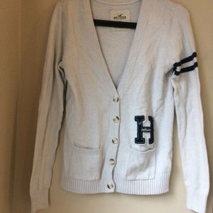 Hollister Large Cardigan
