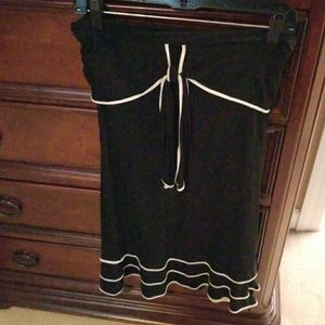 Black and white Sailor dress - size 6