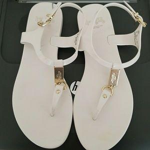 Coach plato sandals