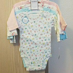 Little baby basics long sleeve onsies