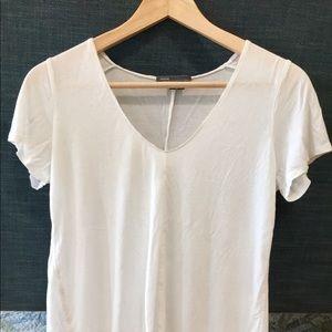 Vince basic white v-neck t-shirt