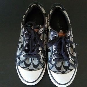 Coach sc signature sneakers