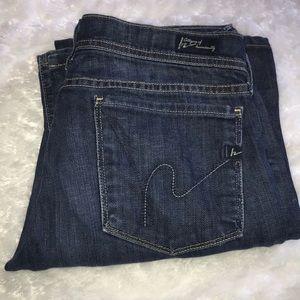 COH Ingrid #002 STRETCH low waist flare SZ 30