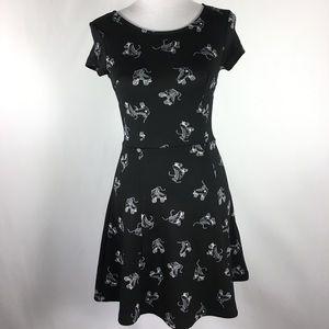 Roller skate dress, EUC