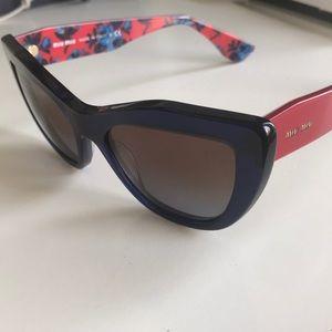 Miu Miu Sunglasses - authentic