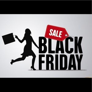 BLACK FRIDAY SPECIAL❗️ALL ITEMS %25 OFF