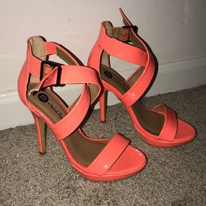 "4"" Michael Antonio heels"