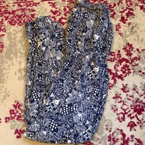 Lilly for Target long romper