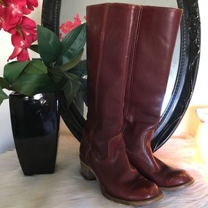 Frye Vintage Riding Boot