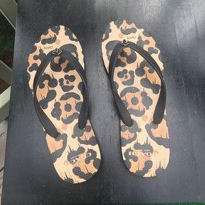 Coach Alyssa flip flops