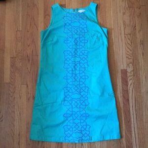 Garnet Hill Dress EUC