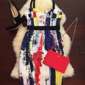 Milly Bustier Strap Dress - size 12 - worn twice!