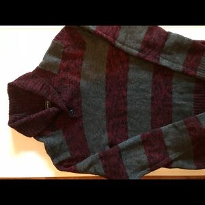 Express men's wool sweater