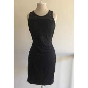 Black Rachel Roy dress