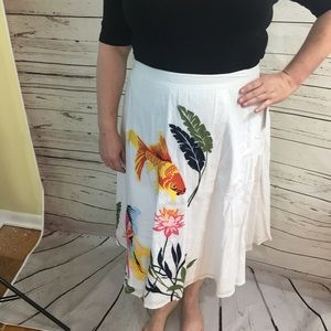 Eloquii fish skirt gorgeous size 14