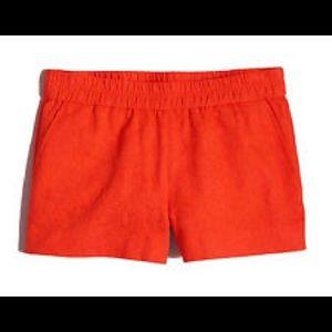 EUC- Jcrew boardwalk jacquard shorts