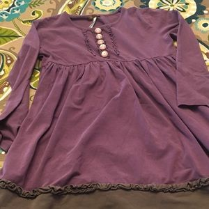 Matilda Jane girls 10/12 tunic dress