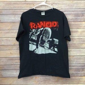 Rancid Band Tshirt