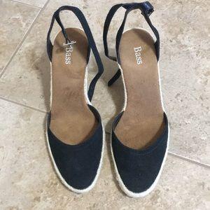 NWOT Bass sandals