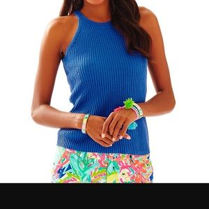 Lilly Pulitzer Sweater Tank