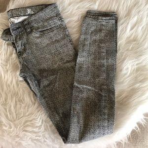 Hurley Grey Skinny Jeans Jegging