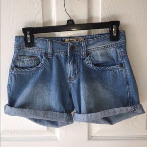 Pants - women denim jeans short size 24