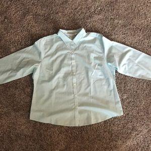 Women's Button Down Shirt (L.L. Bean)