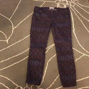 Free people stretch jeans size 29